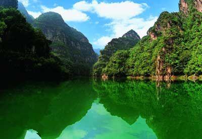 专线——C线:峰林峡+云台山+圆融寺周末专列双卧4日游