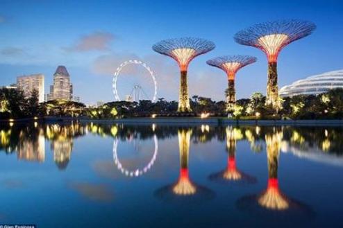 新加坡+巴厘岛 5晚六天