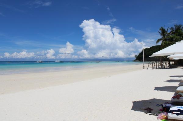 【长滩岛3晚5天半自由行】赠送长滩螃蟹船出海(入住2号海滩皇冠丽晶)