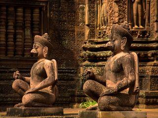柬埔寨暹粒吴哥 金边 西哈努克港(暹粒吴哥进,金边出,不走回头路)6日游