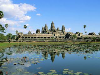 柬埔寨、金边5晚6天**不走回头路**1晚国际5星