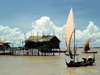 柬埔寨暹粒吴哥 金边5晚6日特惠之旅