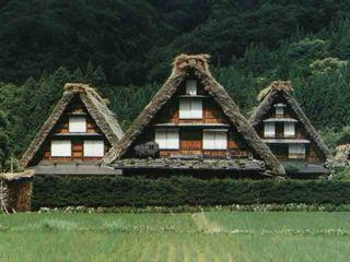 【白川乡】日本本州6日(世界文化遗产白川乡)