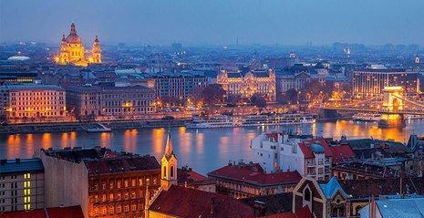<东欧>奥匈波斯捷12日 全程4-5星酒店 10-25人左右小团 2人一台WIFI
