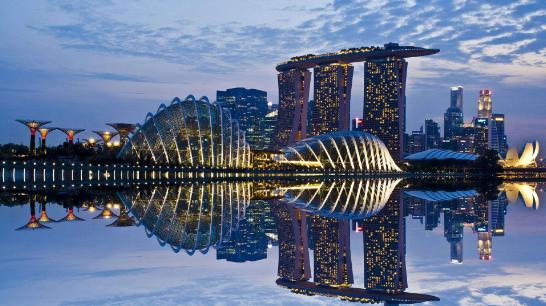 <新加坡+巴厘岛>6晚7日游 四晚海边5星