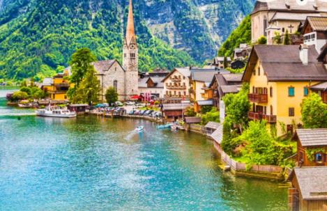 <德奥瑞>德国奥地利瑞士12天 10-25人小团 全程赠送wifi 全程4-5星酒店