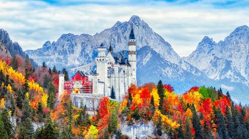 <王牌东欧>德国+奥地利 匈牙利 捷克 斯洛伐克13日游 全程四-五星级