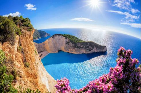 <5钻>希腊双岛11天 扎金索斯 蓝洞 圣托里尼岛 迈锡尼 雅典奥特莱斯