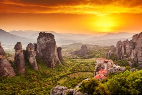 <金钻>希腊一地10日游 菲拉悬崖酒店 雅典五星 圣岛雅典间升级飞机