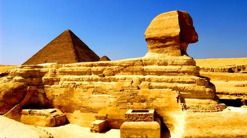 <埃及阿联酋13日>吉萨金字塔 狮身人面像 谢赫扎伊得清真寺 全程五星